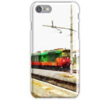 Albano Laziale railway station iPhone Case/Skin