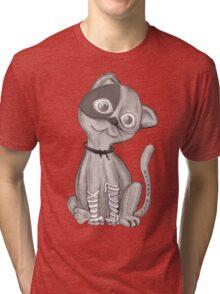 Meeeeeeeeeow Tri-blend T-Shirt