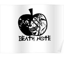 Ryuk Apple - Death Note Poster