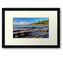 Gataker's Bay  Framed Print