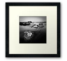 Stepping Stones Framed Print