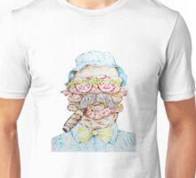 if Bill Murray was a Triple Bacon Cheeseburger Unisex T-Shirt