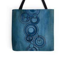 Gallifreyan Graffiti Tote Bag