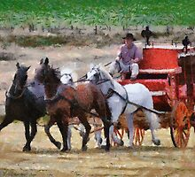 Stagecoach by SharonD