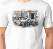 Austin Six and Invicta Cars - hand tinted effect Unisex T-Shirt