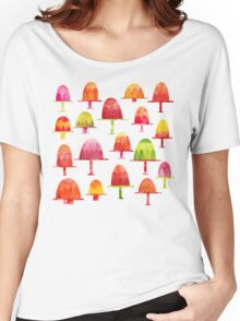 Jellies on Plates Women's Relaxed Fit T-Shirt