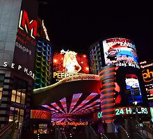 Planet Hollywood, Las Vegas, usa by Anthony Keevers