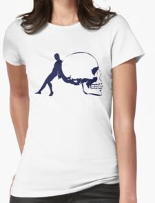 playing with skulls #2 T-Shirt
