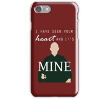voldy-morte iPhone Case/Skin