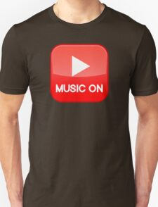 Music ON T-Shirt