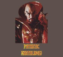 FlashGordon - Ming The Merciless - Pathetic Earthlings by Buleste