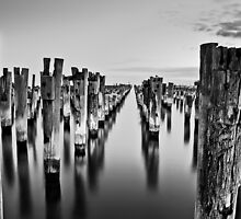 The Pier by Shari Mattox
