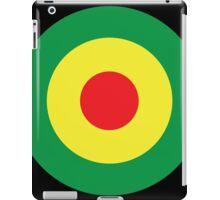 Reggae rasta mod iPad Case/Skin