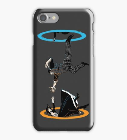 Infinite Loop iPhone Case/Skin