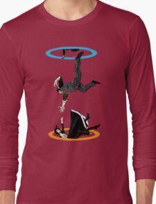 Infinite Loop Long Sleeve T-Shirt