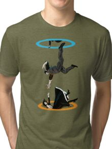 Infinite Loop Tri-blend T-Shirt