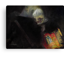 Brothers Canvas Print