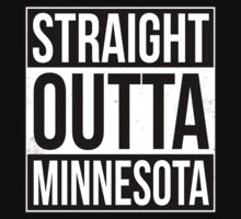 Straight Outta Minnesota by fysham