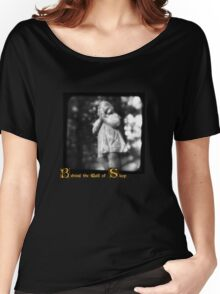 Behind the Wall of Sleep Women's Relaxed Fit T-Shirt