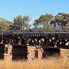 Rural Australia - The Disused Tenterfield Railway Bridge by Sea-Change