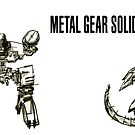 Metal Gear Solid  by PickleWarrior