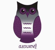 Asexuowl One Piece - Short Sleeve