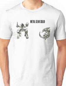 Metal Gear Solid  Unisex T-Shirt