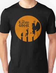 The Karate Greek Unisex T-Shirt