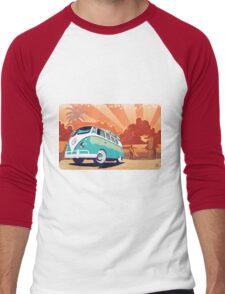 Eternal Kombi Summer Men's Baseball ¾ T-Shirt