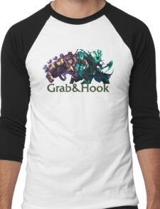 Blitzcrank and Thresh - Grab & Hook Men's Baseball ¾ T-Shirt