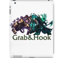 Blitzcrank and Thresh - Grab & Hook iPad Case/Skin