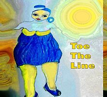 Toe The Line by Sarah Curtiss