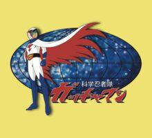 Gatchaman Ken The Eagle Kids Clothes