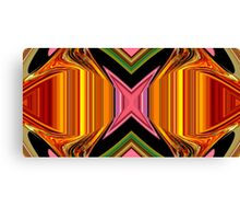 "the ""X"", digital art 006 Canvas Print"