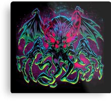 COSMIC HORROR CTHULHU Metal Print