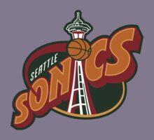 Seattle Kids Tee