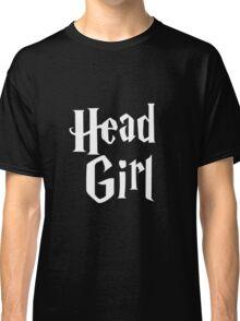 Head Girl Classic T-Shirt