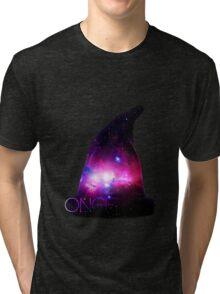 Sorcerer's Hat  Tri-blend T-Shirt