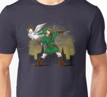 Cucco Thrower Unisex T-Shirt
