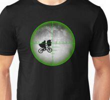 Shoot the E.T. Unisex T-Shirt