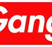 Gang Sticker