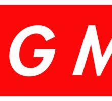 It G Ma Sticker