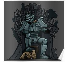 Fallout 4 - Game of Thrones Poster