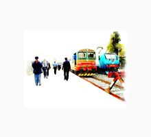 Albano Laziale railway station: trains Unisex T-Shirt