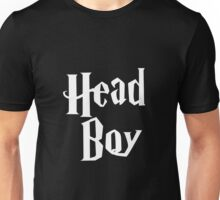 Head Boy Unisex T-Shirt