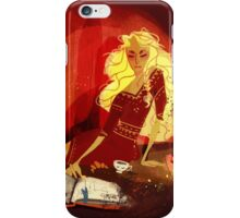 Witch of the Flame iPhone Case/Skin