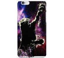 galactic tiger iPhone Case/Skin