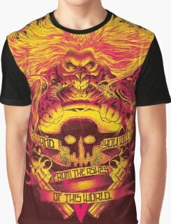 FURY ROAD: IMMORTAN JOE Graphic T-Shirt