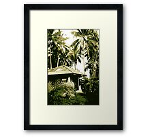 Bungalow Framed Print