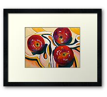 Pacific Rose Framed Print